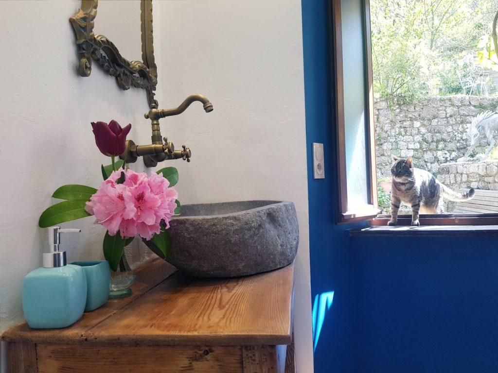 La Grande Bleue 1842 - chambre d'hôte en Ardèche