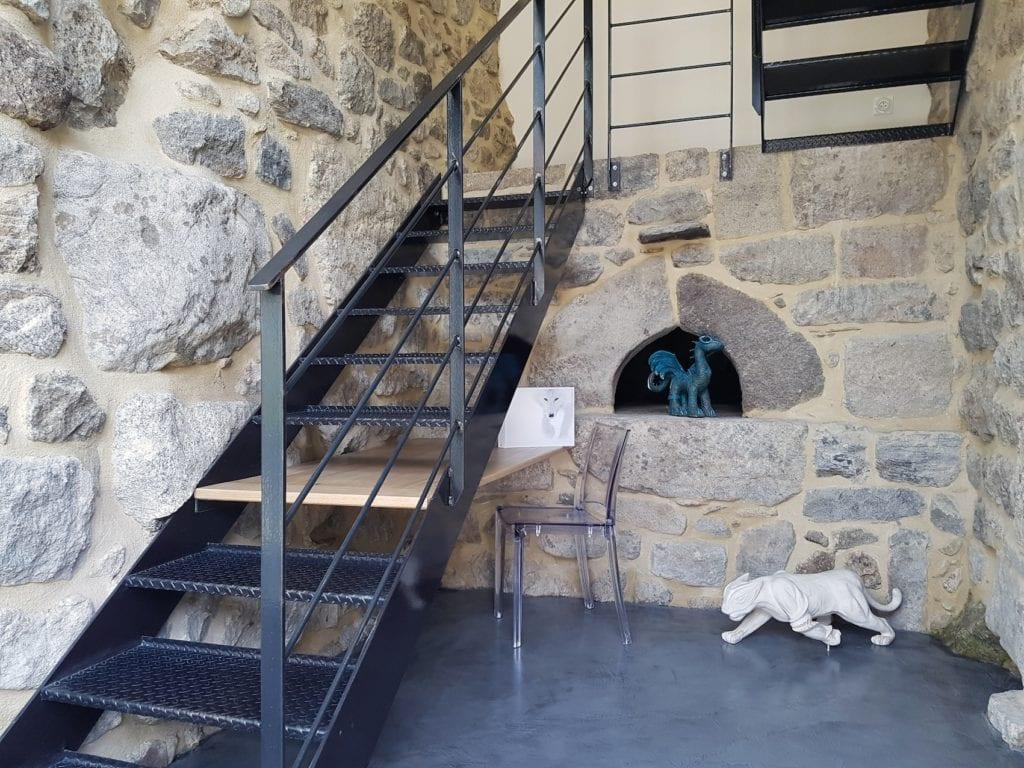 La Louve – Chambre d'hôte en Ardèche